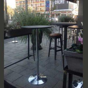 שולחן בר בזלת